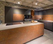 Küche Rustikal
