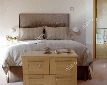 Bett Mit Unterbett Bett Bett Mit Unterbett Blasse Holz Brust Unter Gepolstertem Kopfteil Und Blass Futon Luxus Betten Weißes 90x200 Musterring Schubladen 140 X 200 Hülsta Günstig