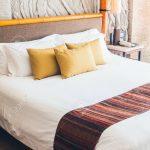 Luxus Bett Bett Schne Kissen Auf Luxus Bett Im Schlafzimmer Interieur Vintage Rauch Betten 140x200 Massivholz Prinzessinen überlänge Kopfteil 140 180x200 Landhausstil 90x200