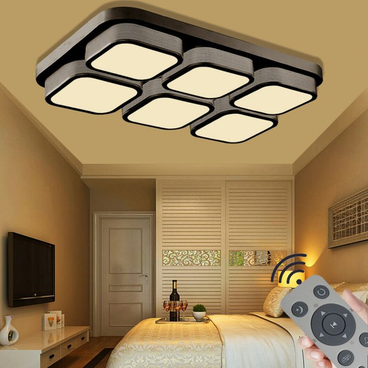 Medium Size of Schlafzimmer Deckenleuchte Mit Fernbedienung Deckenleuchten Led Ikea Ultraslim Deckenlampe Dimmbar Wohnzimmer Ip44 Modern 64w 72w Beleuchtung Nolte Badezimmer Schlafzimmer Schlafzimmer Deckenleuchte