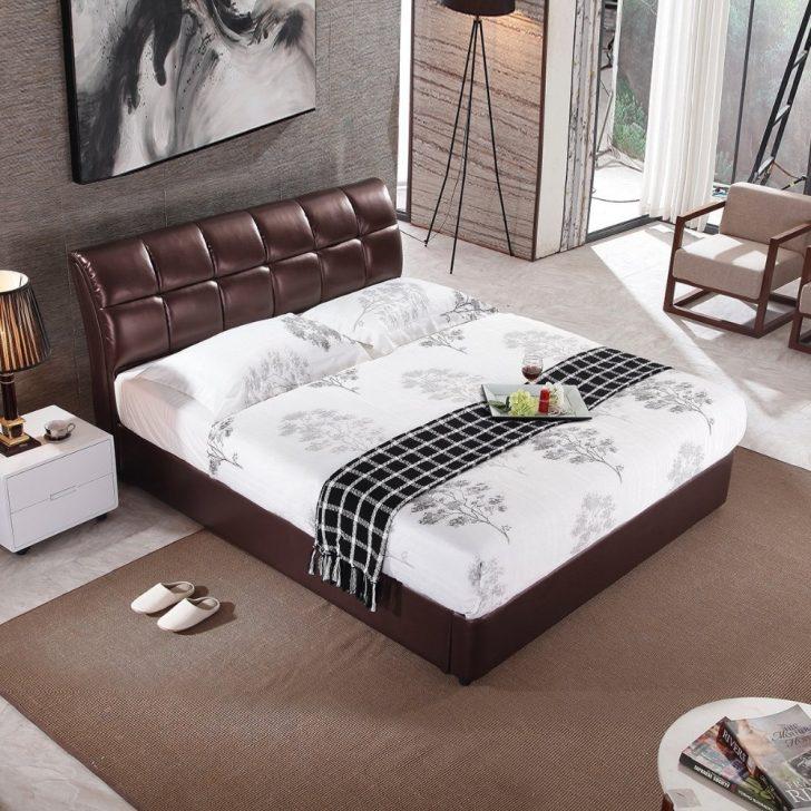 Medium Size of Bett Modern Design Rama Dymasty Genuine Leather Soft Bed Moebel De Betten Metall Weiß 160x200 Mit Rückenlehne Kaufen 140x200 Liegehöhe 60 Cm King Size Bett Bett Modern Design