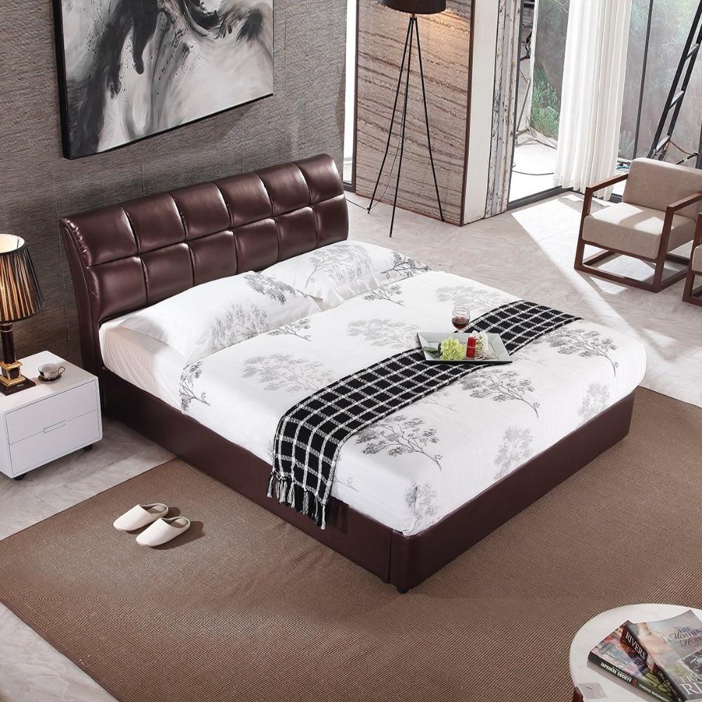 Full Size of Bett Modern Design Rama Dymasty Genuine Leather Soft Bed Moebel De Betten Metall Weiß 160x200 Mit Rückenlehne Kaufen 140x200 Liegehöhe 60 Cm King Size Bett Bett Modern Design