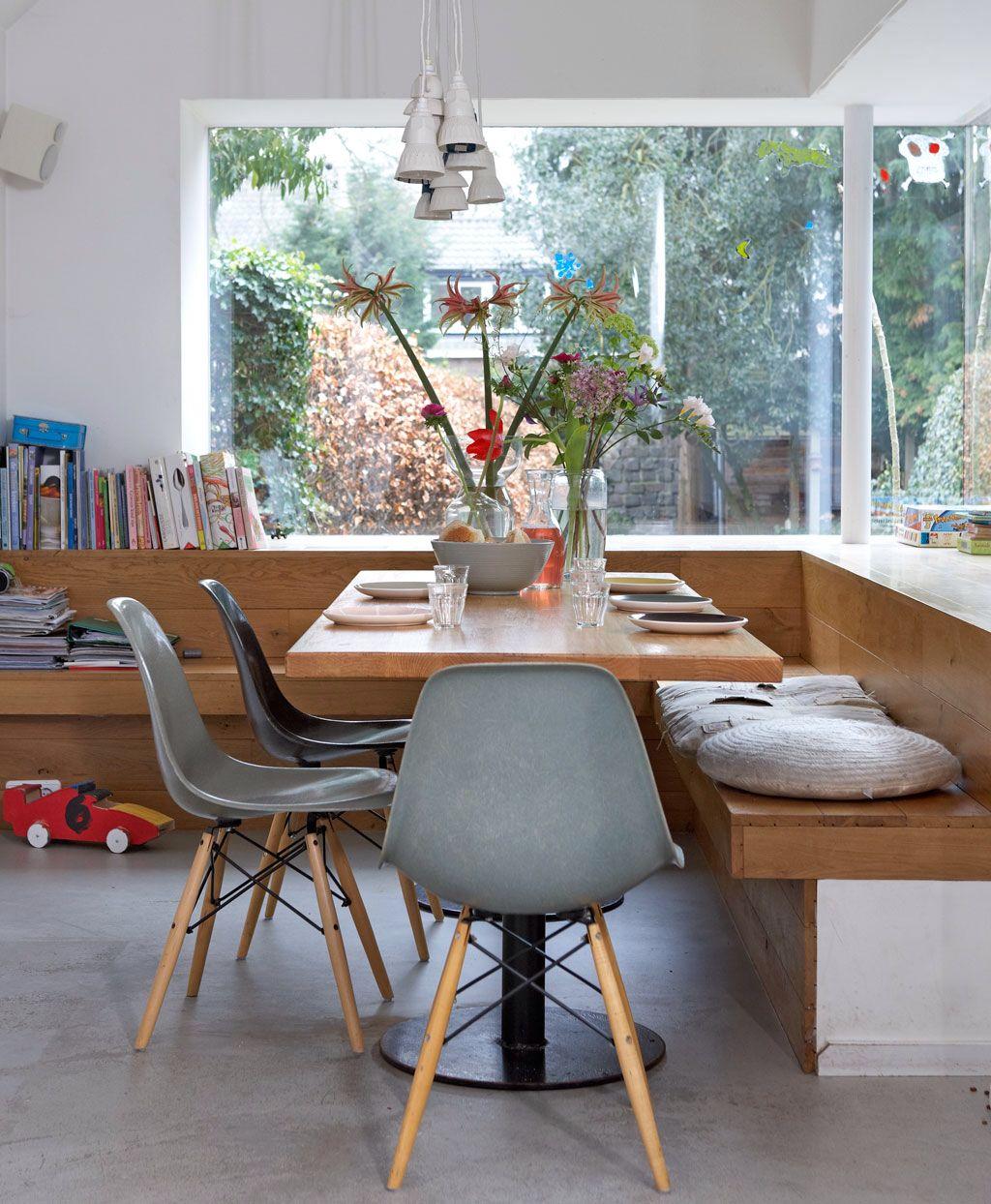 Full Size of Eingebaute Eckbank Vtwonen Sitzecke Kche Salamander Küche Mini Miniküche Mit Kühlschrank Kaufen Ikea Hängeschrank Höhe Wandfliesen Nischenrückwand Alno Küche Küche Sitzecke
