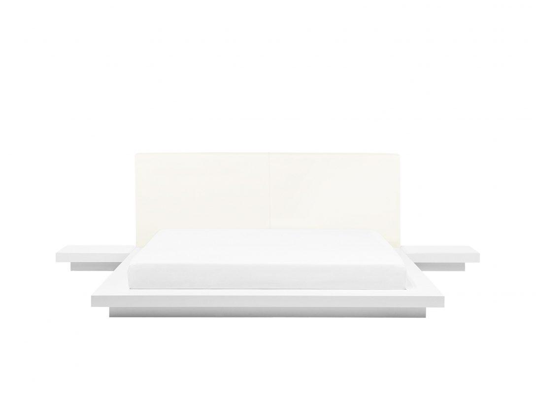 Large Size of Bett 160x200 Mit Lattenrost Wei 160 200 Cm Zen Belianide Sofa Relaxfunktion 3 Sitzer Himmel Betten 140x200 Stabiles Günstige Küche E Geräten Xxl Bock Bett Bett 160x200 Mit Lattenrost