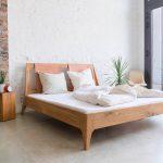 Designer Betten Aus Massivholz Natrlich Und Schadstofffrei Mbzwo Teenager Französische Holz Paradies Team 7 Flexa Für übergewichtige 160x200 Somnus Bett Betten Massivholz