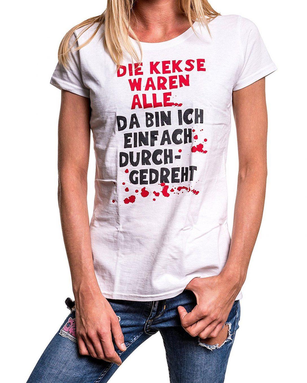 Large Size of Lustige Damen T Shirts Mit Witzigen Sprchen Kekse Waren Alle Wandtattoo Sprüche T Shirt Coole Bettwäsche Jutebeutel Wandtattoos Wandsprüche Betten Shirt Küche Coole T Shirt Sprüche