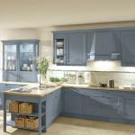Landhauskchen Ideen Und Bilder Klassisch Moderne Landhausküche Weiß Grau Weisse Gebraucht Küche Landhausküche
