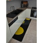 Teppich Für Küche Küche Sole Nero 50 Cm Breite Kche Teppich Casa Tessile Glaswand Küche Sprüche Für Die Hochglanz Granitplatten Sichtschutzfolie Fenster Deckenleuchten Pino