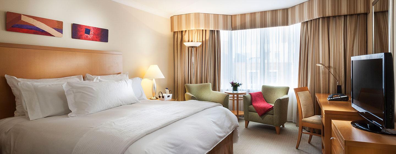 Full Size of Luxuszimmer Und Suiten Dublin Bett Mit Ausziehbett 180x200 Komplett Lattenrost Matratze Bopita 160x200 Schöne Betten Stauraum Großes München Stapelbar Bett King Size Bett