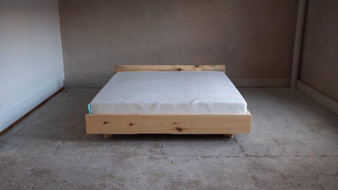 Large Size of Schwebendes Bett Materialwelt Woodboom 160x220 Bettwäsche Sprüche Grau Betten Mit Matratze Und Lattenrost 140x200 Landhausstil 180x200 Komplett Bettkasten Bett Schwebendes Bett