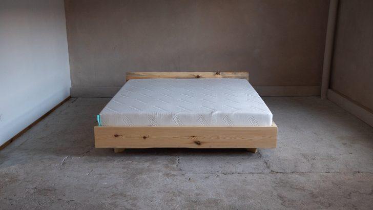 Medium Size of Schwebendes Bett Materialwelt Woodboom 160x220 Bettwäsche Sprüche Grau Betten Mit Matratze Und Lattenrost 140x200 Landhausstil 180x200 Komplett Bettkasten Bett Schwebendes Bett