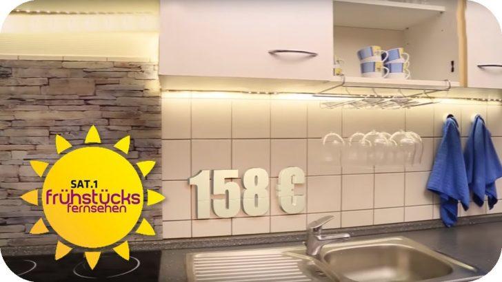 Medium Size of Küche Billig Kaufen So Gnstig Und Einfach Lsst Sich Deine Kche Verschnern Sat1 Bodenfliesen Landhausküche Gebraucht U Form Mit Theke Gardine Singleküche E Küche Küche Billig Kaufen