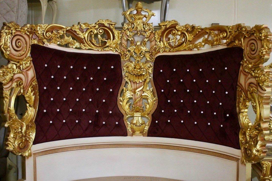 Large Size of Barock Bett Louisxv Rokoko Doppelbett Rund Gold Mkbd2000 Antik Such Frau Fürs Moebel De Betten Vintage Günstig Kaufen Tagesdecken Für 80x200 Mit Bett Barock Bett