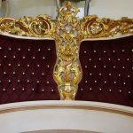 Barock Bett Louisxv Rokoko Doppelbett Rund Gold Mkbd2000 Antik Such Frau Fürs Moebel De Betten Vintage Günstig Kaufen Tagesdecken Für 80x200 Mit Bett Barock Bett