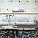 Sofa Grau Stoff Ikea Kaufen 3er Big Couch Reinigen Grober Chesterfield Gebraucht Meliert 2er Weiß Günstig Beziehen Schlaffunktion Englisches Rolf Benz Mit Sofa Sofa Grau Stoff