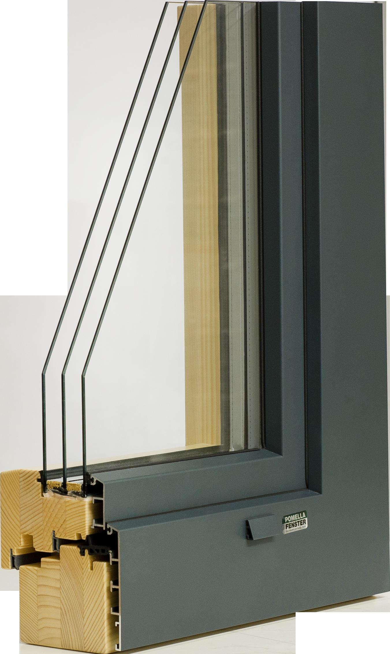 Full Size of Fenster Holz Alu Mit 3 Fach Verglasung Pomella Bernhard Drutex Absturzsicherung Trocal Auf Maß Sonnenschutzfolie Innen Rollos Folie Für Aluplast Holzregal Fenster Fenster Holz Alu