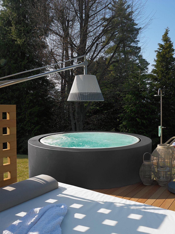 Large Size of Mini Pool Garten Minipool Hochwertige Designer Architonic Schwimmingpool Für Den Bett Minimalistisch Sichtschutz Wpc Beistelltisch Aufbewahrungsbox Klapptisch Garten Mini Pool Garten