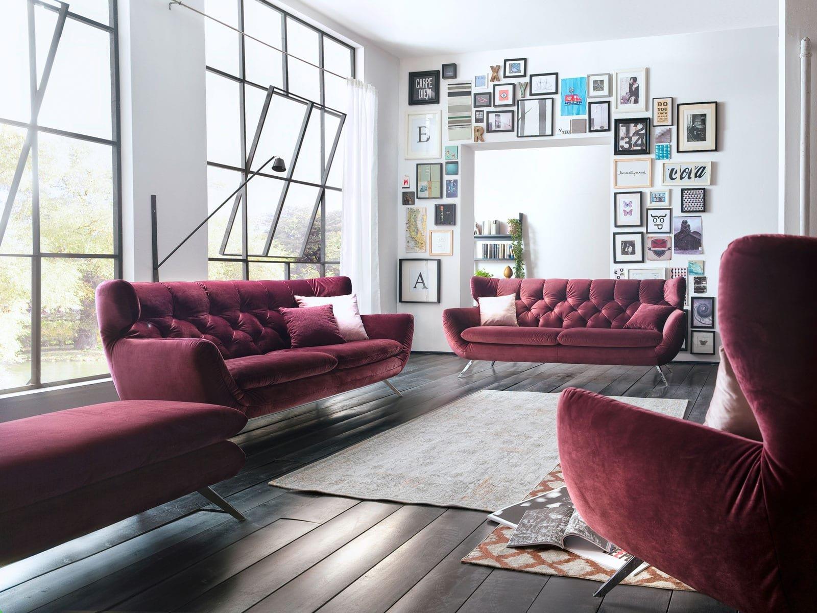 Full Size of Designer Chesterfield Couch Garnitur 3 2 1 Sofa Set Candy Sixty Boxspring Landhaus Barock 2er Grau Weiß Sitzer Teilig Ektorp Zweisitzer Neu Beziehen Lassen Sofa Sofa Garnitur