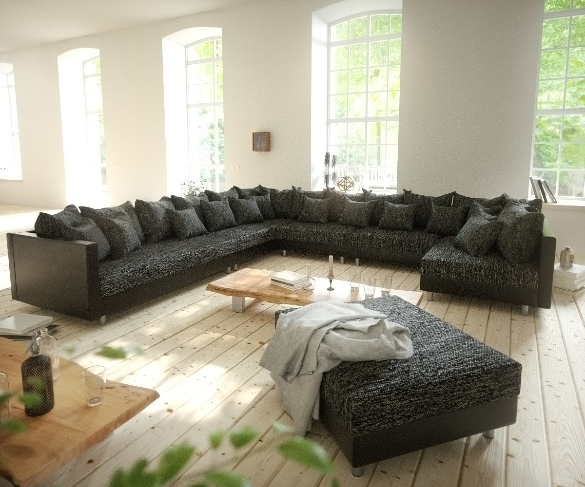 Full Size of Delife Couch Clovis Modular Big Sofa Violetta 310x135 Braun Antik Optik Hocker Bewertung Big Sofa Otto Xxl Erfahrung Wohnlandschaft Schwarz Ottomane Links Sofa Delife Sofa