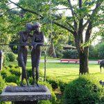 Skulptur Und Garten 2014 Baumschule Hfkes Skulpturen Beistelltisch Sichtschutz Im Sonnenschutz Mein Schöner Abo Relaxliege Loungemöbel Günstig Bewässerung Garten Skulpturen Garten