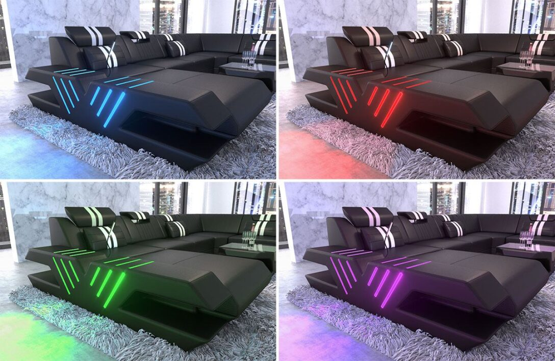 Large Size of Sofa Mit Led Und Sound Soundsystem Poco Leder Beziehen Beleuchtung Lassen Boxen Hersteller Bettkasten 2 5 Sitzer Samt Küche Günstig Elektrogeräten Leinen Sofa Sofa Mit Led