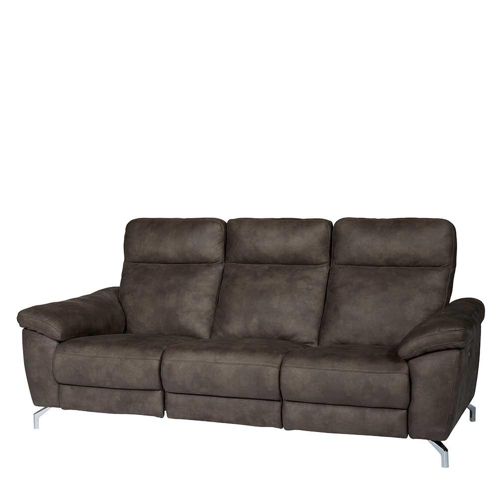 Full Size of Microfaser Sofa Couch Artjeson In Braun Mit Relaxfunktion Pharao24de Chesterfield Grau Xxl U Form Jugendzimmer Boxspring Für Esszimmer Cognac 3 Sitzer Antikes Sofa Microfaser Sofa