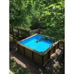 Mini Holzpool Fr Jeden Garten Holzhaus Kind Liegestuhl Minion Bett Stapelstühle Spielgeräte Für Den Spaten Spielhaus Kunststoff Stengel Miniküche Garten Mini Pool Garten