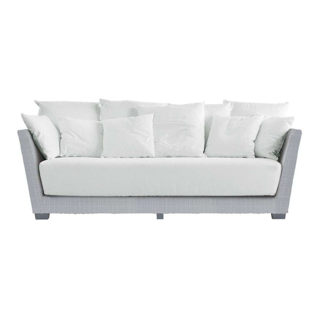 Large Size of Polyrattan Sofa Lounge Outdoor Garden Set Couch Grau 2 Sitzer Ausziehbar 2 Sitzer Balkon Tchibo Gartensofa Rattan Gervasoni Inout 503 Poly Ambientedirect Sofa Polyrattan Sofa