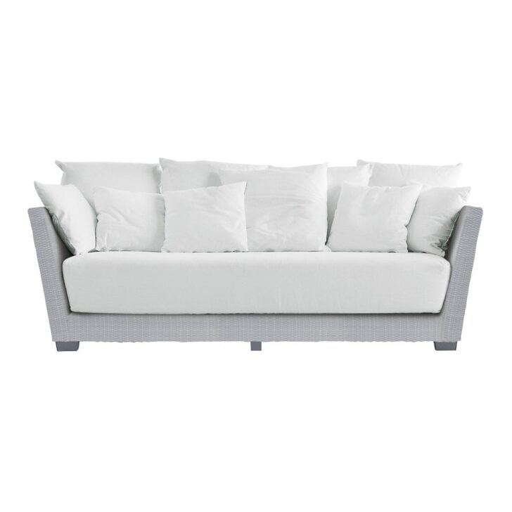 Medium Size of Polyrattan Sofa Lounge Outdoor Garden Set Couch Grau 2 Sitzer Ausziehbar 2 Sitzer Balkon Tchibo Gartensofa Rattan Gervasoni Inout 503 Poly Ambientedirect Sofa Polyrattan Sofa