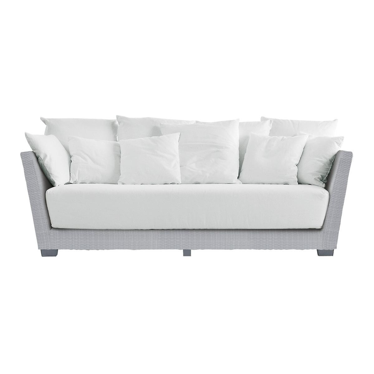 Full Size of Polyrattan Sofa Lounge Outdoor Garden Set Couch Grau 2 Sitzer Ausziehbar 2 Sitzer Balkon Tchibo Gartensofa Rattan Gervasoni Inout 503 Poly Ambientedirect Sofa Polyrattan Sofa