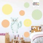 Wandaufkleber Kinderzimmer Kinderzimmer Wandaufkleber Kinderzimmer Sofa Regal Regale Weiß
