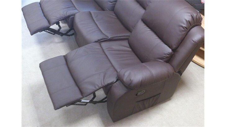 Medium Size of 3 Sitzer Sofa Mit Relaxfunktion Ra3 Polstercouch In Braun Home Affaire 3er Elektrisch Rattan Copperfield Elektrischer Sitztiefenverstellung Beziehen Dreisitzer Sofa 3 Sitzer Sofa Mit Relaxfunktion