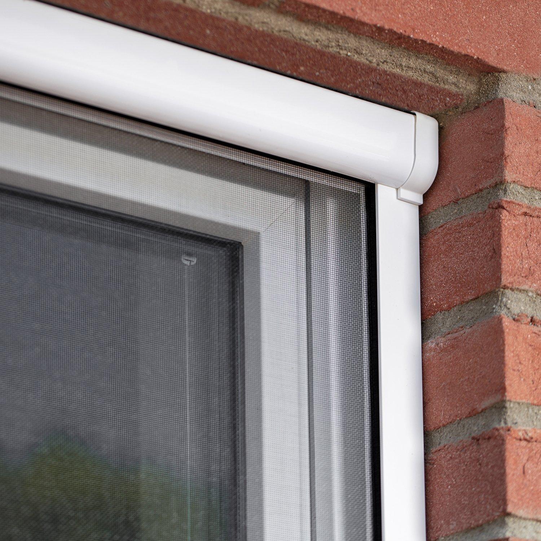 Full Size of Fenster Insektenschutz Lichtblick Fliegengitter Rollo Fr Wei Kunststoff Sichtschutzfolie Alarmanlage Alte Kaufen Jalousien Für Beleuchtung Mit Eingebauten Fenster Fenster Insektenschutz