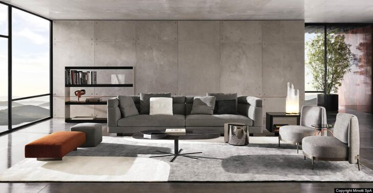 Medium Size of Minotti Sofa Kollektion 2018 Bruno Wickart Blog Online Kaufen Erpo Ewald Schillig Modulares Goodlife Machalke Big Weiß Kinderzimmer Mit Boxen Reinigen Sofa Minotti Sofa