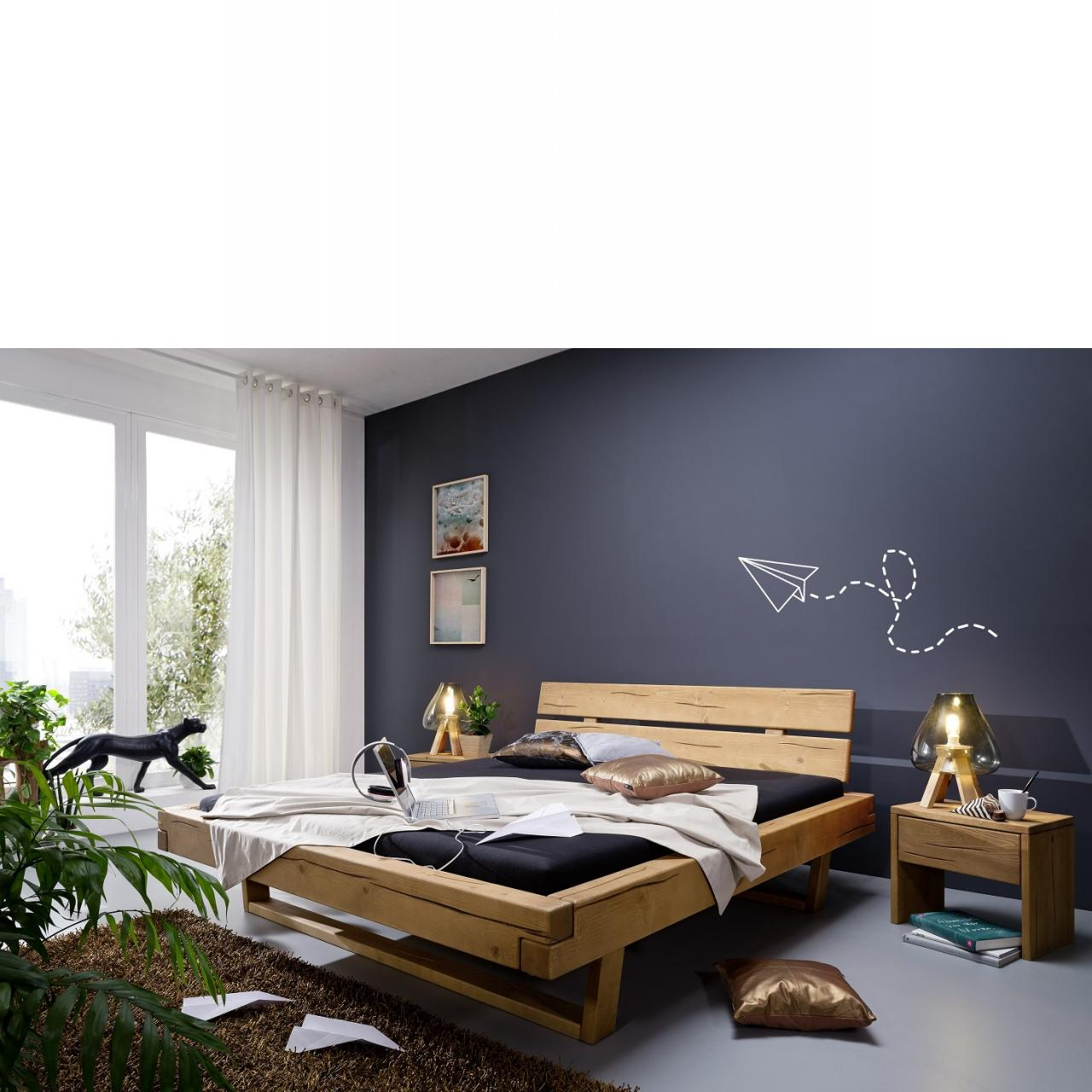 Full Size of Massivholz Esstisch Bette Floor Bett Nussbaum 180x200 Stapelbar Regal Weiß Stabiles Prinzessinen Betten Günstig Kaufen Home Affaire Kiefer 90x200 140x200 Bett Massiv Bett 180x200