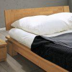 Bett Niedrig Bett Nachttisch Eleganto Aus Geltem Buchenholz Bett Mit Stauraum 140x200 Weiss 200x200 Komforthöhe 120 Wasser Treca Betten Ausklappbar Dänisches Bettenlager