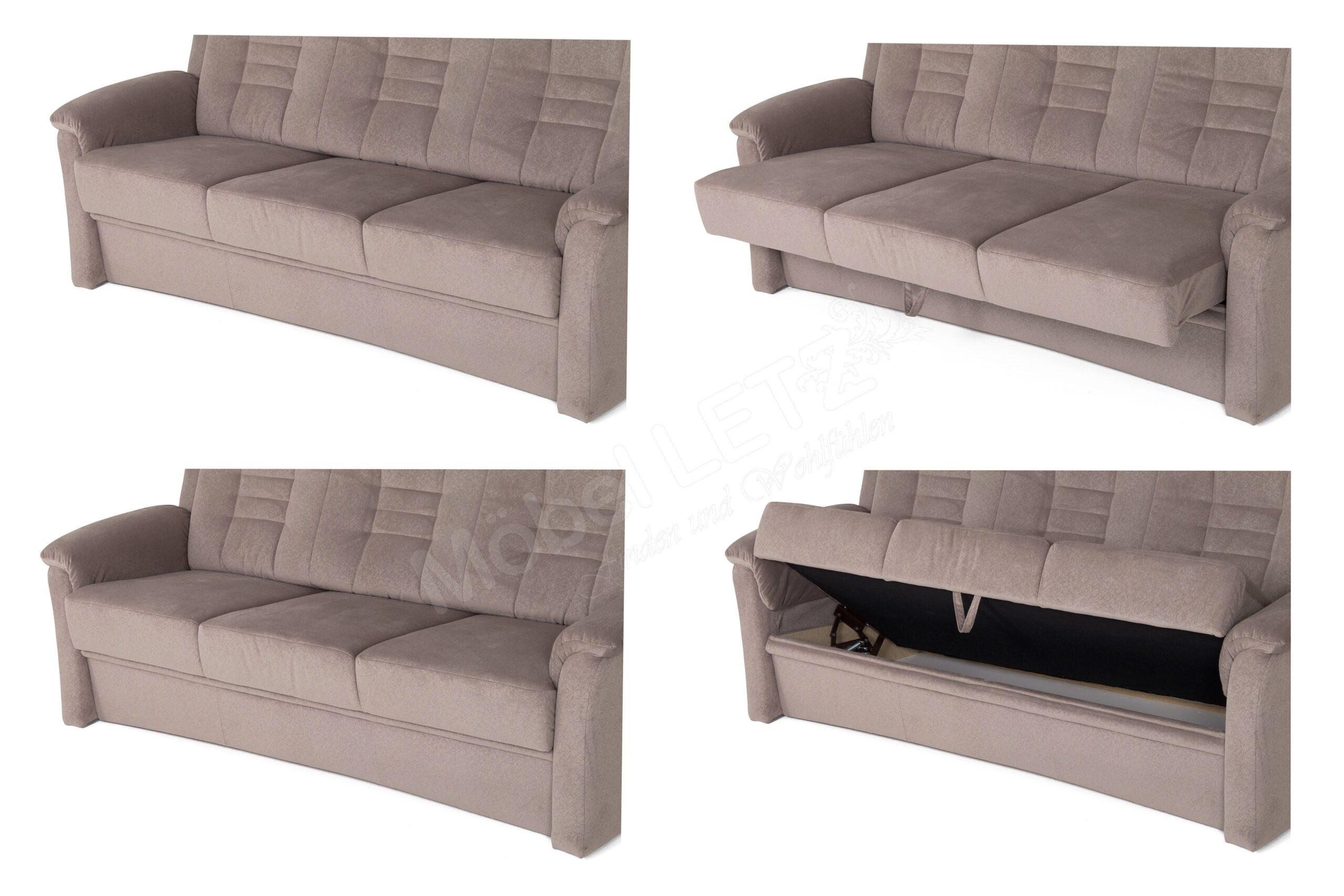 Full Size of Sofa Garnitur 2 Teilig Berlin Von Dietsch Nougat Sofas Couches Online Kaufen Bett Breit Big Leder Sitzer Kare 200x220 140x200 Günstig Weißes 90x200 Mit Sofa Sofa Garnitur 2 Teilig