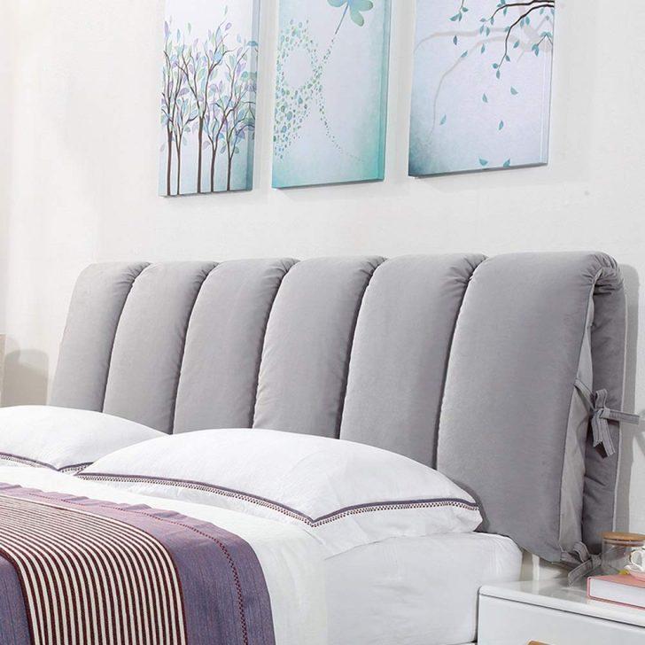 Medium Size of Rückenlehne Bett Kopfkissen Glp Bettkissen Nordic Wind Kopfbedeckung Doppelte Massivholz 120 Günstig Kaufen Hoch Billerbeck Betten Einzelbett Stauraum Bett Rückenlehne Bett