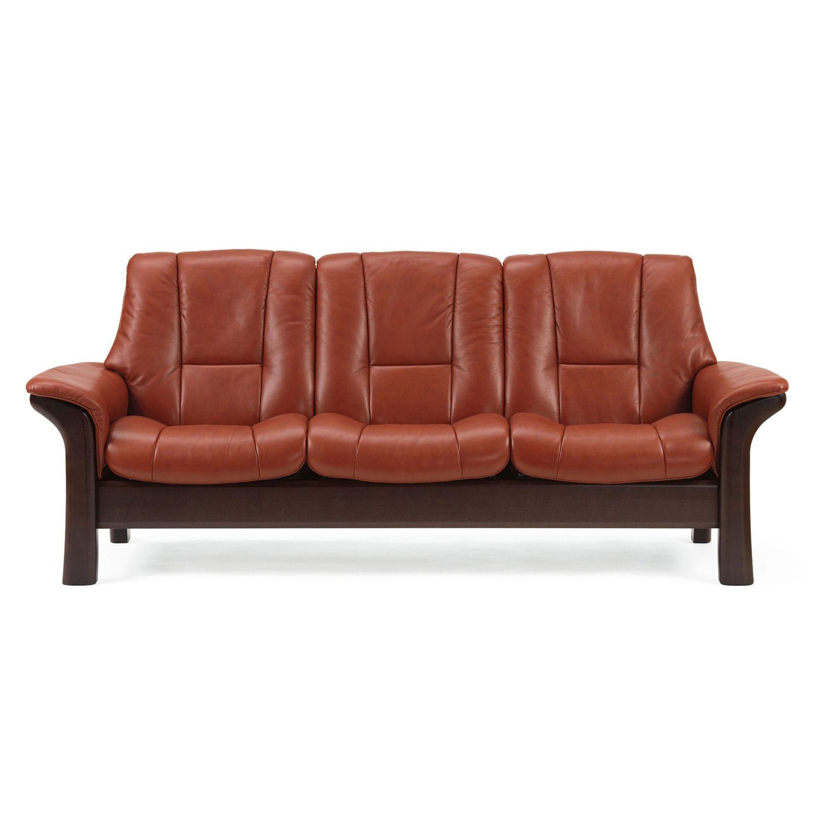Full Size of Stressless Sofa Australia Uk Furniture Usa Canada 2 Seater Leather Manhattan Review Windsor M 3 Sitzer In Leder Paloma Copper 1 Husse Chippendale Lederpflege Sofa Stressless Sofa