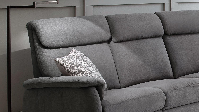 Full Size of Sofa Preston 3 Sitzer Stoff Stone Grau Federkern 222 Cm 2 Mit Schlaffunktion Abnehmbarer Bezug Garnitur Teilig Esstisch Bank Großes Holzfüßen Big Xxl Sofa 3 Sitzer Sofa Mit Relaxfunktion