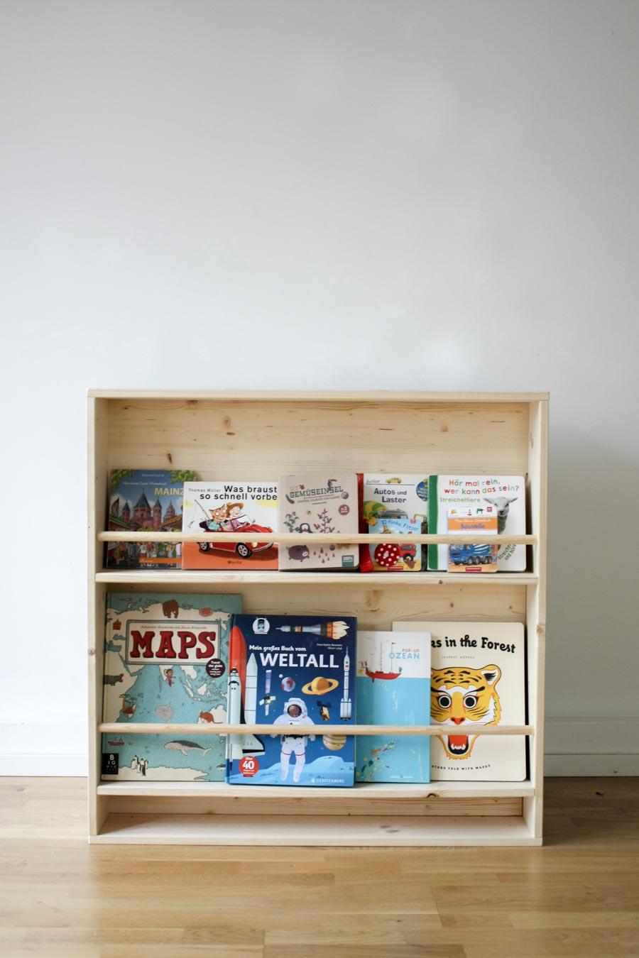 Full Size of Bücherregal Kinderzimmer Diy Montessori Mbel Selber Bauen Kleiderschrank Und Bcherregal Regal Sofa Regale Weiß Kinderzimmer Bücherregal Kinderzimmer