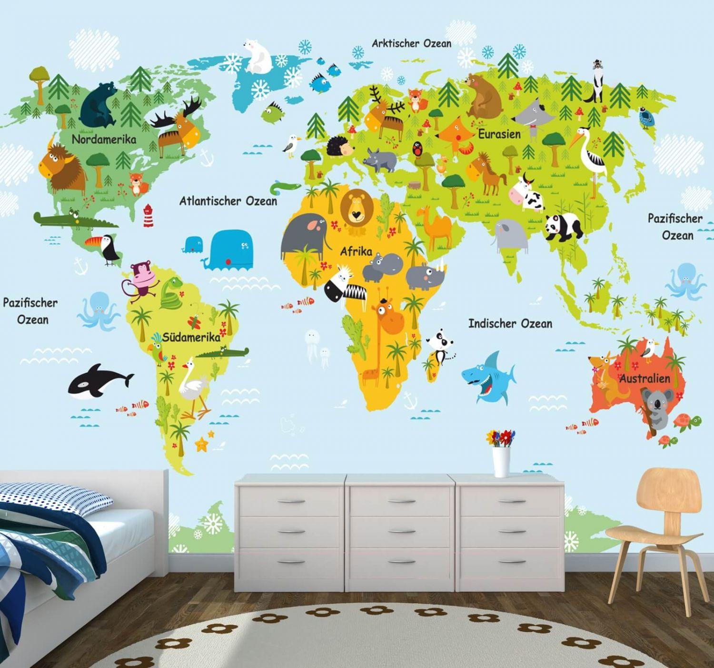 Full Size of Tapeten Kinderzimmer Vlies Xxl Poster Fototapete Tapete Weltkarte Erde 2 Ebay Sofa Regale Wohnzimmer Ideen Für Die Küche Fototapeten Regal Schlafzimmer Weiß Kinderzimmer Tapeten Kinderzimmer