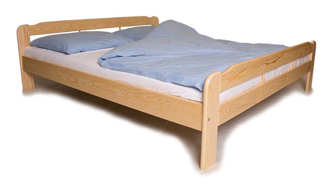 Large Size of Doppelbett Mit Lattenrost Aus Kiefer Massiv 160x220 Cm Jensen Betten Mannheim Bett Ausziehbar Sonoma Eiche 140x200 Paradies Stauraum 200x200 Hoch Schlafzimmer Bett Bett 160x220