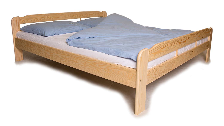 Full Size of Doppelbett Mit Lattenrost Aus Kiefer Massiv 160x220 Cm Jensen Betten Mannheim Bett Ausziehbar Sonoma Eiche 140x200 Paradies Stauraum 200x200 Hoch Schlafzimmer Bett Bett 160x220