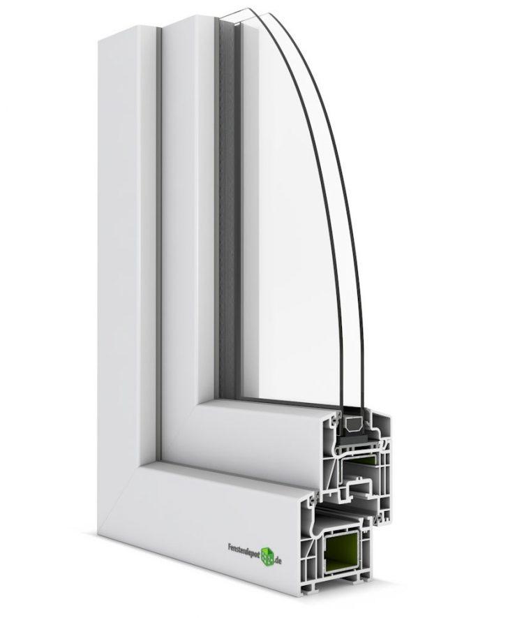 Medium Size of Schco Corona Ct70 Classic Kunststofffenster Fensterdepot24 Sonnenschutzfolie Fenster Trier Einbruchschutz Nachrüsten Innen Gitter Dachschräge Velux Kaufen Fenster Fenster Konfigurieren