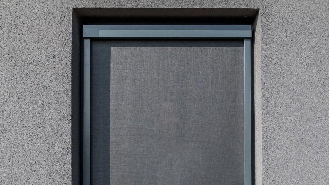 Large Size of Das Auenrollo Einzige Zum Klemmen Sonnenschutz Fenster Außen Fliegengitter Insektenschutzrollo Aron Putzen Reinigen Folie Absturzsicherung Rollos Ohne Bohren Fenster Fenster Verdunkelung