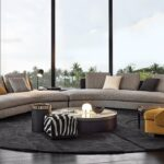 Minotti Sofa Sofa Minotti Sofa Launches New Furniture Collections At Milan Design Week Delife Mega Big Kolonialstil Bullfrog Grau Chesterfield Gebraucht Leder Barock Kunstleder
