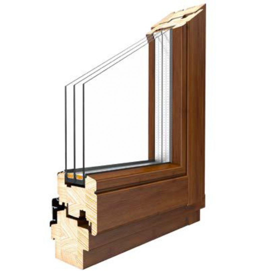 Large Size of Fenster Dreifachverglasung Holzfenster Drutesoftline 78 Kiefer Holz Alle Gren Bodentiefe Sichtschutzfolie Einseitig Durchsichtig Veka Kosten Neue Pvc Alu Fenster Fenster Dreifachverglasung