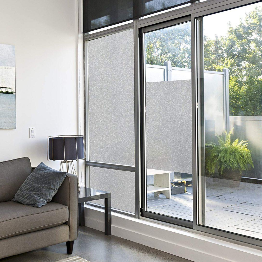 Large Size of Fancy Fistatische Selbstklebende Lichtdurchlssige Fensterfolie Sonnenschutz Fenster Drutex Insektenschutzgitter Konfigurieren Einbruchsicher Nachrüsten Rundes Fenster Sichtschutz Fenster