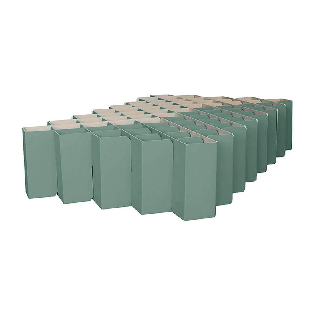 Large Size of Bett Minimalistisch Nachhaltiges Pappbett 20 Room In A Box Skandinavisch Kopfteile Für Betten Moebel De Dänisches Bettenlager Badezimmer Breite Paidi Bett Bett Minimalistisch